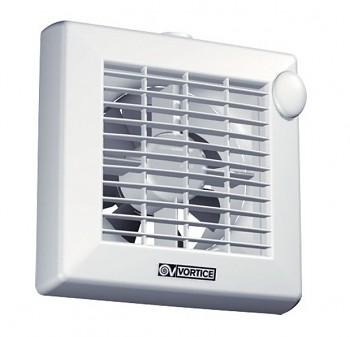 """Axiální ventilátor Vortice PUNTO M 100/4"""" A 12 V"""