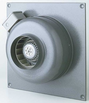 Venkovní nástěnný ventilátor Vortice CA 150 MD E W