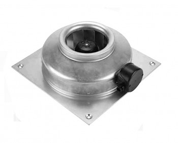 Venkovní nástěnný ventilátor S&P RMQ 200 L