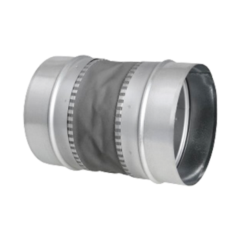 Pružné připojení kruhové 100 mm - Vrácení zboží není možné