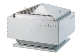 Radiální střešní ventilátor ERD 35/6 B