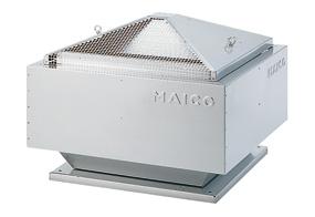 Radiální střešní ventilátor DRD 35/6 B