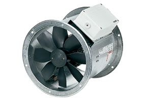 Axiální potrubní ventilátor Maico EZR 50/8 B