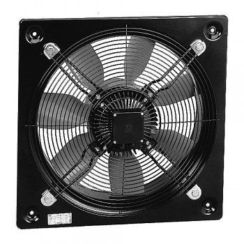 Nástěnný axiální ventilátor S&P HCFB/4-355 H