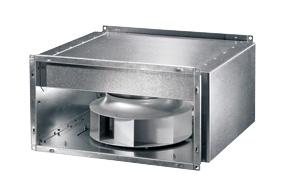 Odhlučněný kanálový ventilátor MAICO DSK 50 EC