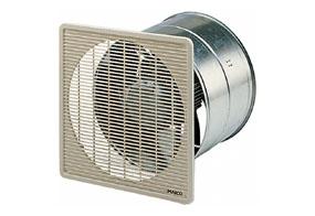 Axiální ventilátor zapuštěný MAICO DZF 40/6 B