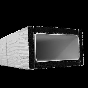 Izolace pro hranaté potrubí IZO 90x220/500 HP