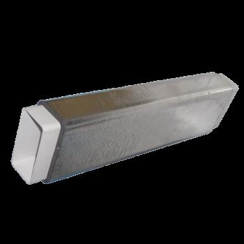 Izolované hranaté potrubí SET 60x204/500