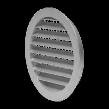 Mřížka kruhová hliníková se sítem DN 100 mm