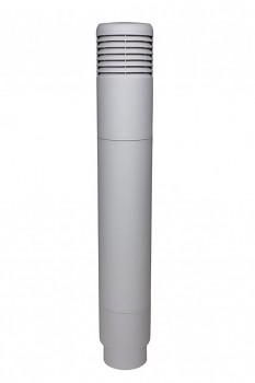 ROSS adaptér Ø 125-110, světle šedá RAL 7040