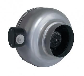 S&P RM 150 NK radiální ventilátor kovový