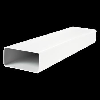 Plastové potrubí hranaté 90x220/1500 HP