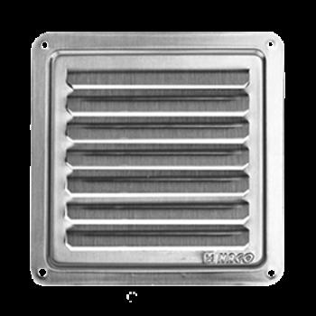 Čtyřhranné mřížky- krytka NVM 150 x 150 K