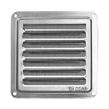 Čtyřhranné mřížky- krytka NVM 100 x 100 K
