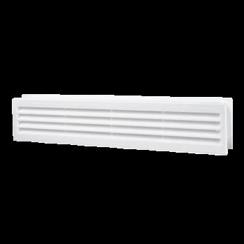 Dveřní mřížky VP MV 430/2 - bílé (2 ks v balení)