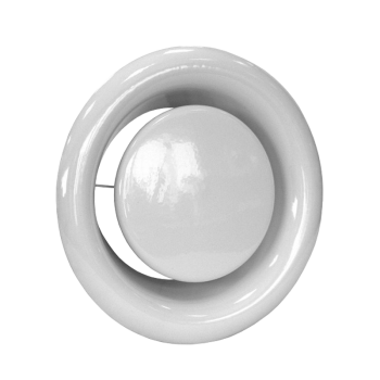 Kovový talířový ventil KK  Ø 250 odtah