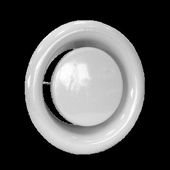 Kovový talířový ventil KKO Ø 100 odtah