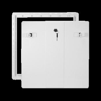 VP RD 600X600 Z B bílá se zámkem