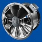 Axiální potrubní ventilátory Maico EZL/DZL