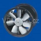 """S&P TCBB/TCBT """"Španělsko"""" Potrubní axiální ventilátor"""